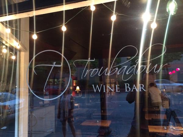 Finally, a west-coast style wine bar for MSP: Troubadour on Hennepin Avenue