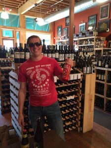 Tony Dircz of North Loop Wine and Spirits