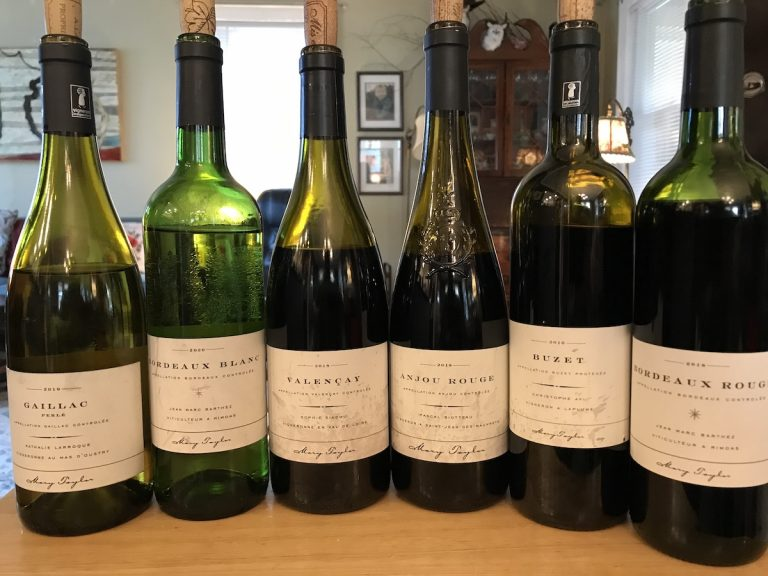 🔒 Somm Kit Page: Mary Taylor Imports