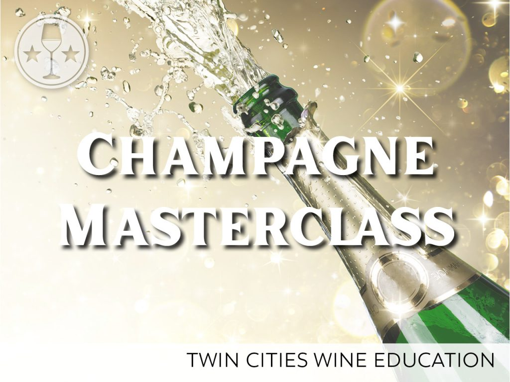 Champagne Masterclass LIVE! 2021 Edition